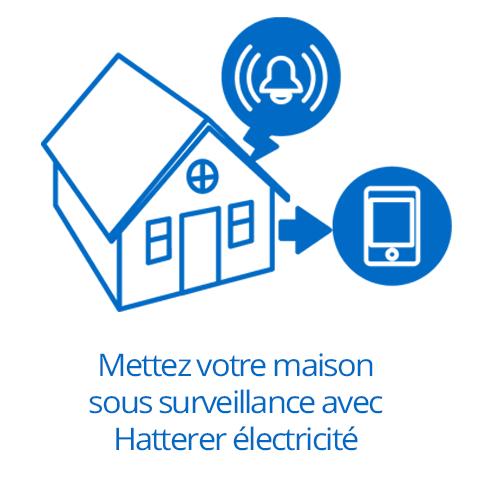 Alarme Hatterer électricité Haute Marne